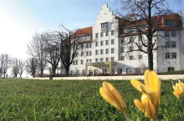 Seehotel Am Kaiserstrand, Lochau bei Bregenz, Rakousko