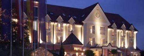 Thermenhotel Vier Jahreszeiten, Lutzmannsburg, Rakousko