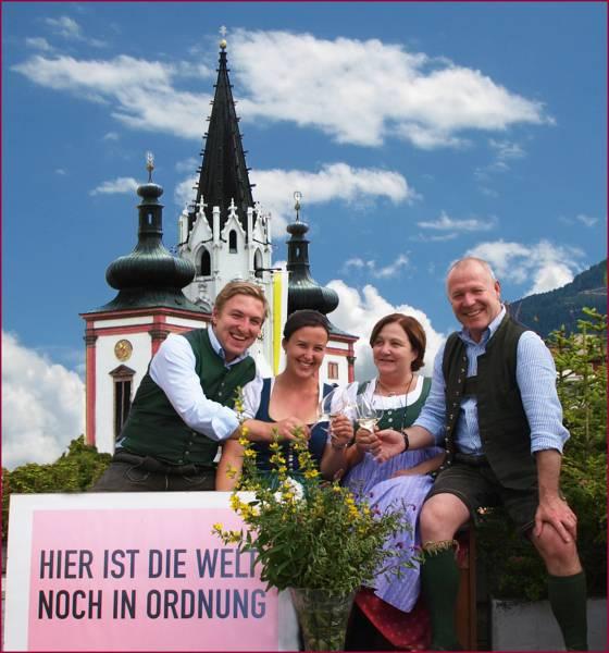 Hotel Drei Hasen, Mariazell, Rakousko