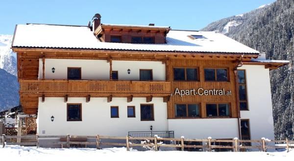 Apart Central, Mayrhofen, Rakousko