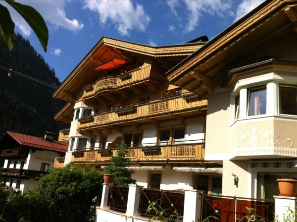 Apart Hotel Garni Austria, Mayrhofen, Rakousko