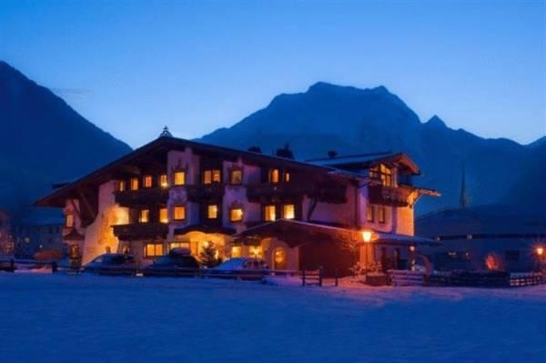 Apparthotel Veronika, Mayrhofen, Rakousko