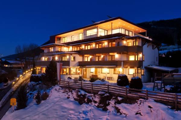 Hotel Bergkranz, Mieders, Rakousko
