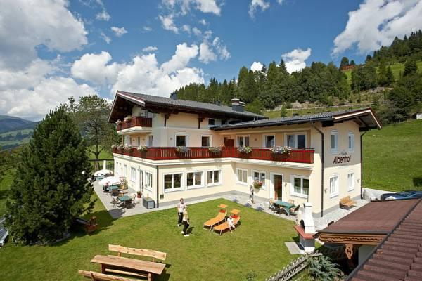 Alpenhof Apartments, Mittersill, Rakousko