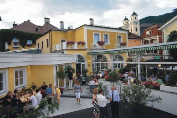 Hotel Krone, Mondsee, Rakousko
