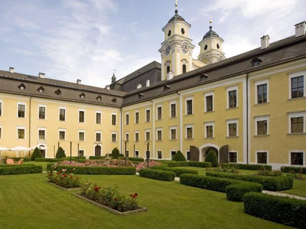 Romantik Hotel Schloss Mondsee, Mondsee, Rakousko