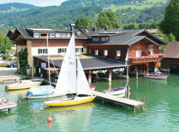 Seepension Hemetsberger, Mondsee, Rakousko