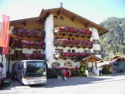 Hotel zum Holzknecht, Neustift im Stubaital, Rakousko