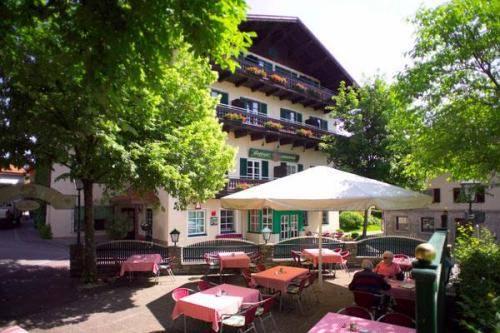 Landgasthof Ragginger, Nussdorf am Attersee, Rakousko