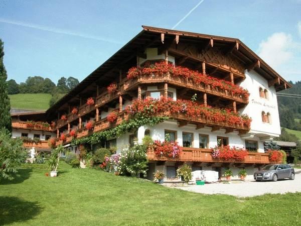 Hotel Lenzenhof, Oberau, Rakousko