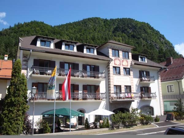 Gasthof Pontiller, Oberdrauburg, Rakousko