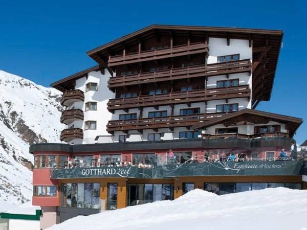 Gotthard Zeit, Obergurgl, Rakousko