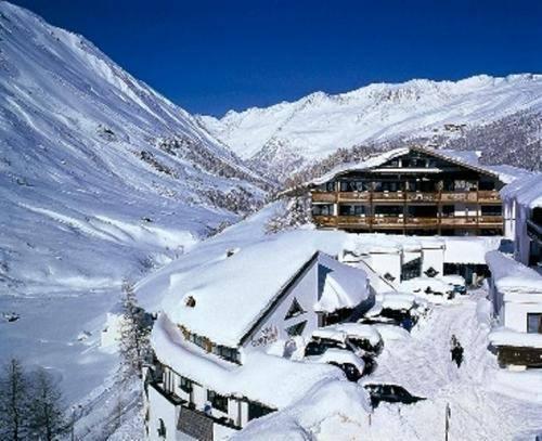 Hotel Bergwelt, Obergurgl, Rakousko