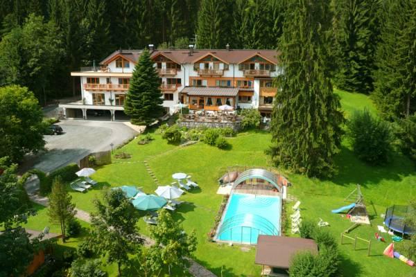 Gartenhotel Rosenhof bei Kitzbühel, Oberndorf in Tirol, Rakousko