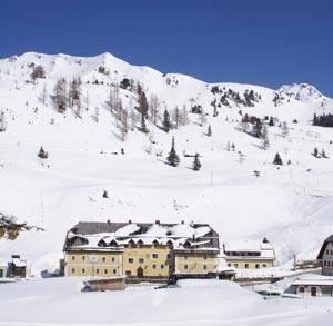 Tauernhaus Wisenegg, Obertauern, Rakousko