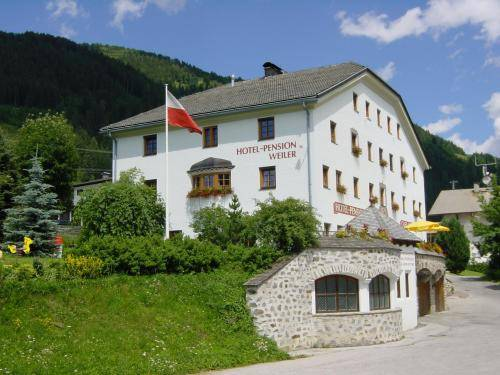 Hotel Weiler, Obertilliach, Rakousko
