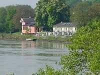 Fischwirtshaus Landmotel Die Donaurast, Persenbeug, Rakousko