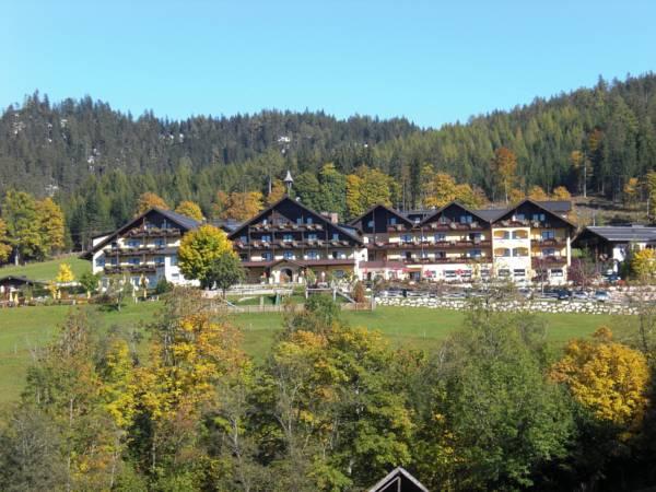 Familienhotel Die Seitenalm, Radstadt, Rakousko