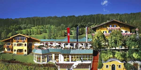 Gründler's Wellness & Sporthotel, Radstadt, Rakousko