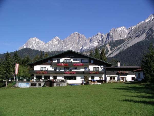 Hotel Pension Herold, Ramsau am Dachstein, Rakousko