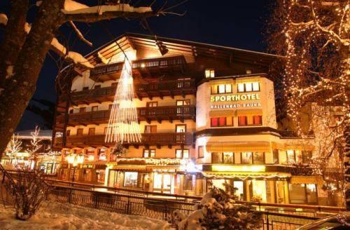 Berger's Sporthotel, Saalbach, Rakousko