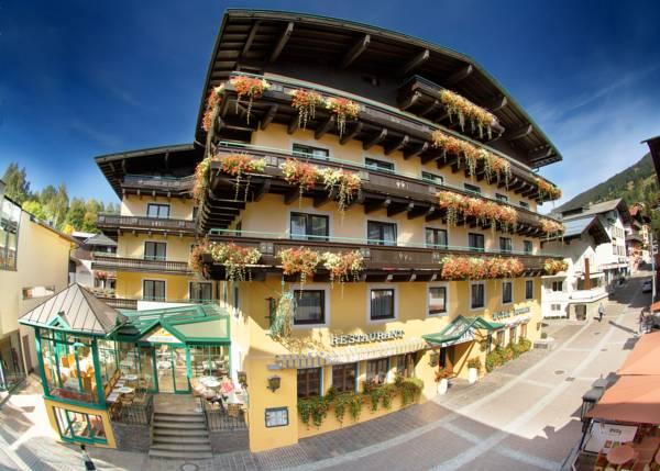Hotel Neuhaus, Saalbach, Rakousko