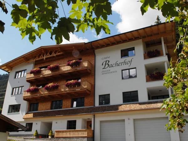 Bacherhof, Sankt Anton am Arlberg, Rakousko