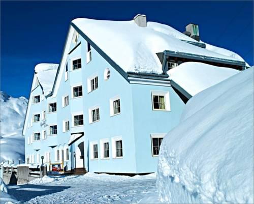 Alpenhotel St.Christoph, Sankt Christoph am Arlberg, Rakousko