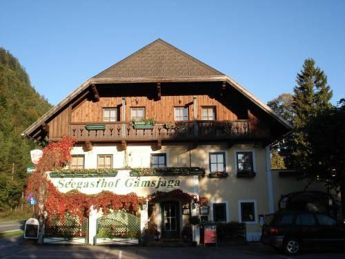 Seegasthof Gamsjaga, Sankt Gilgen, Rakousko