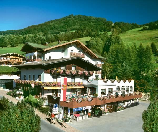 Hotel Rothirsch, Sankt Johann im Pongau, Rakousko
