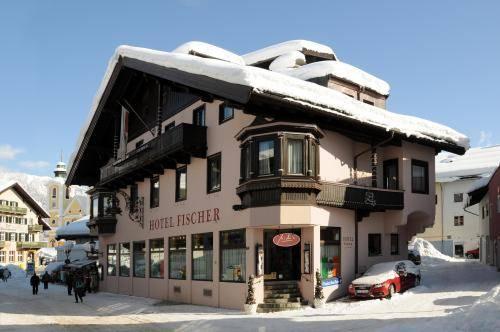 Hotel Fischer, Sankt Johann in Tirol, Rakousko