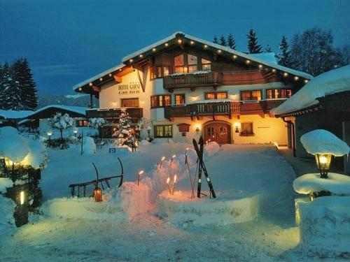 Hotel Garni Gruber, Sankt Johann in Tirol, Rakousko