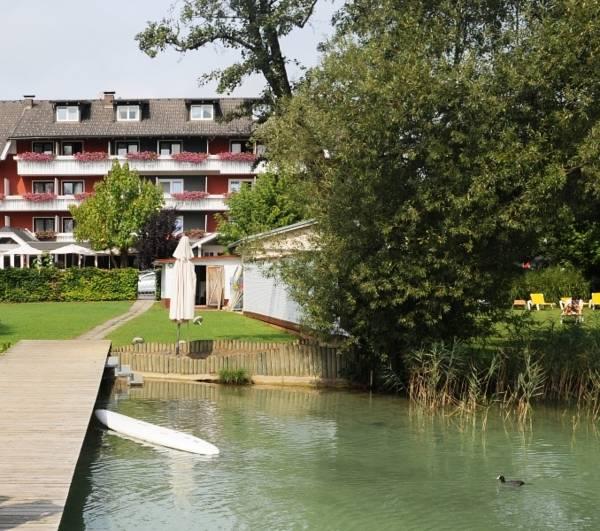 Hotel Silvia, Sankt Kanzian, Rakousko
