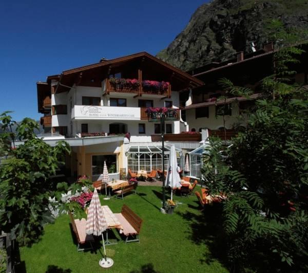 Hotel Gundolf, Sankt Leonhard im Pitztal, Rakousko