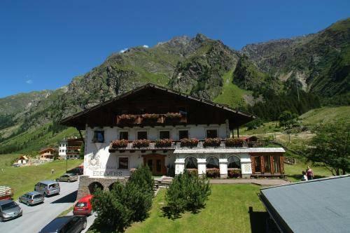 Landhaus Edelweiss, Sankt Leonhard im Pitztal, Rakousko