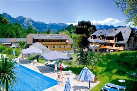 Hotel Vitaler Landauerhof, Schladming, Rakousko
