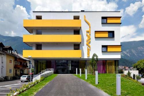 STAY inn Comfort Art Hotel Schwaz, Schwaz, Rakousko