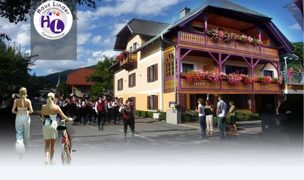 Familienpension Linder, Seeboden, Rakousko