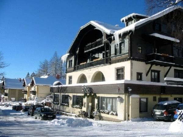 Belvedere, Semmering, Rakousko