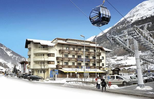 Hotel Valentin, Sölden, Rakousko