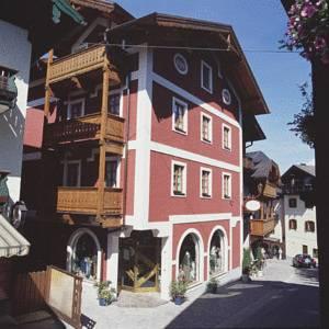 Hotel Garni Anzengruber, St. Wolfgang, Rakousko