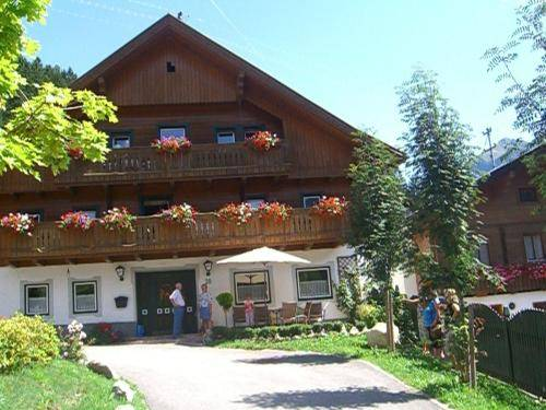 Gasthof Dorfschenke, Stall, Rakousko