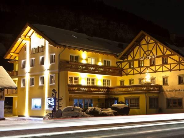 Hotel Gasthof Schweizerhaus, Stuhlfelden, Rakousko
