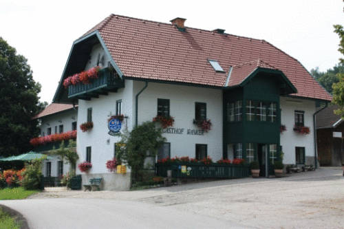 Biogasthaus Wanker, Techelsberg am Worthersee, Rakousko