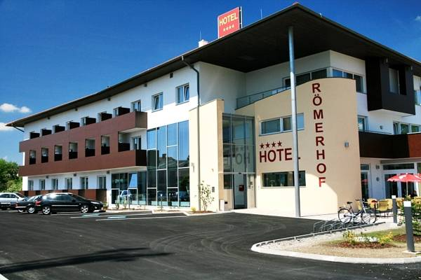 Design Hotel Restaurant Römerhof, Tulln, Rakousko