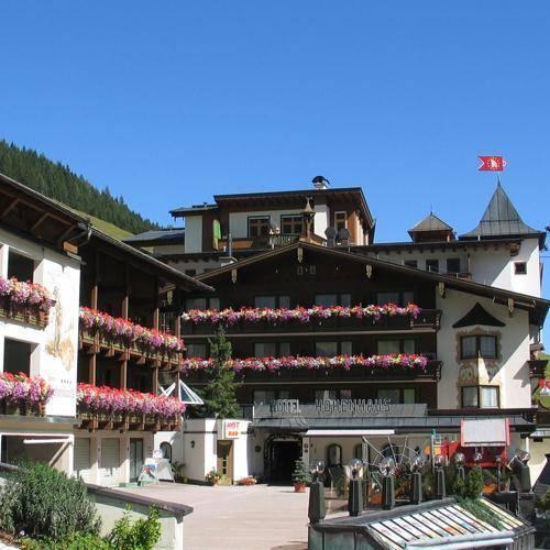 Alpenbad Hotel Hohenhaus, Tux, Rakousko