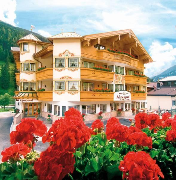 Alpenjuwel Jäger, Tux, Rakousko