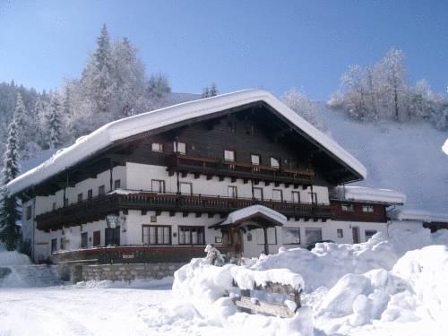 Gasthof Friedlwirt, Unken, Rakousko