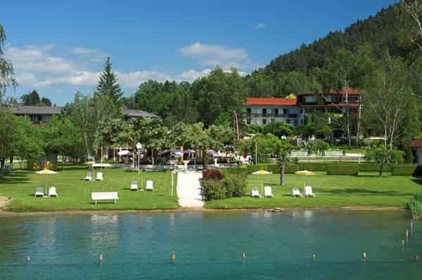 Ferienhotel Krainz Garni, Unterburg am Klopeiner See, Rakousko