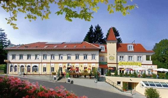 Hotel Restaurant Marienhof, Unterkirchbach, Rakousko